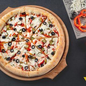 Mexicano -эту пиццу предпочитают поклонники острых блюд.